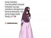 Gambar Kartun Wanita Muslimah Images Pictandpicture Org