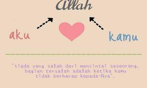 Gambar Kartun Muslimah Jatuh Cinta Karena Allah