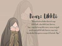 Kata-kata Muslimah tentang Ukhti