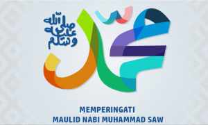 Maulid Nabi Muhammad Saw Tanggal 12 Rabiul Awal