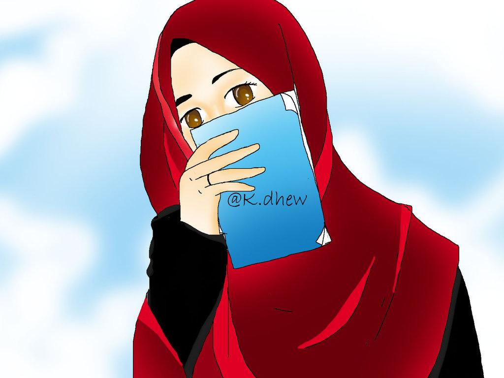 kata mutiara wanita muslimah menyentuh hati tentang cinta