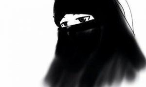 kartun muslimah Aisyah binti Abu Bakar