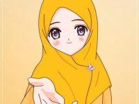 Gambar Kartun Muslimah Lucu Dan Keren Gambar Pedia