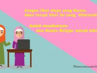 Kata-kata Muslimah tentang Belajar Menjadi Lebih Baik